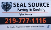 Seal source asphalt and roofing  Chicago