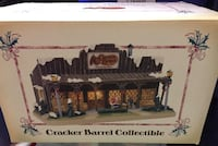 Cracker Barrel Old Country Store Christmas Collectible Joppa, 21085