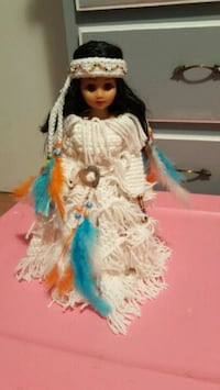 Indian princess doll Piney Flats, 37686