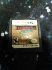 Mystery Case Files Nintendo DS game cartridge