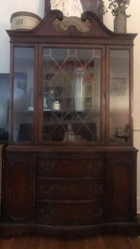 Antique China Cabinet Hutch Baltimore, 21211