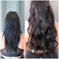 HAIR EXTENSIONS - 20 INCHES $350 Hamilton