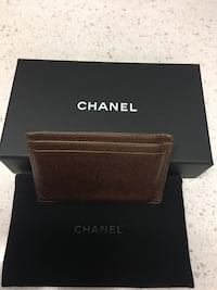 Miss authentic Chanel wallet