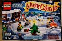 Advent Calendar Lego City  Brand New Hagerstown, 21740