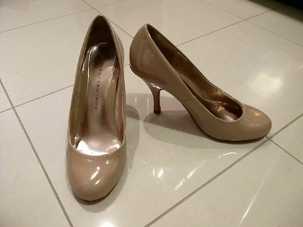 Chinese Laundry 'New Love' heels in Nude db1177bc-56df-4a4f-9f00-be550e7de60a