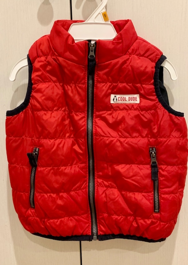a637fcfe70023 Used SIZE 24 Months Carter s Baby Vest for sale in New York - letgo