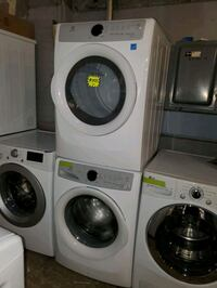 Electrolux front load Washer and dryer set working perfectly  Baltimore, 21223