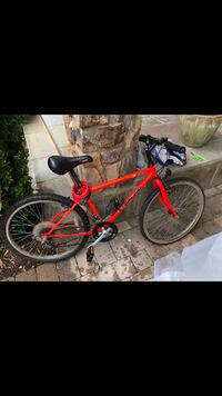 24 inch kids bike Sterling Mountain Bike : price negotiable  Bethesda, 20816