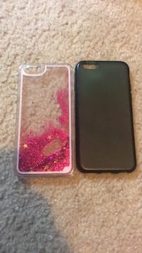 Two IPhone 6 Cases Brampton, L7A 2Y3