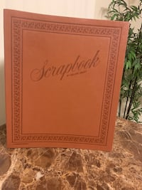 Beautiful Deluxe Craft Scrapbook