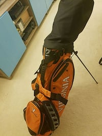 Nike stand golf bag for UVA McLean, 22102