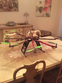 Octocopter Drone with Naza GPS Milton, L9T 8G1