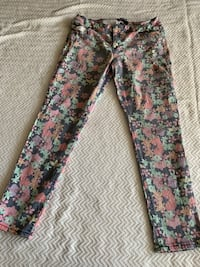 Stretchy Jean leggings, sz 13 Silver Spring, 20901