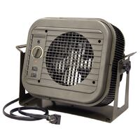 Fahrenheat 4,000 Watt Utility Fan Cabinet Electric Space Heater with Thermostat Valley View
