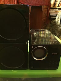 Small sterio with speakers Milwaukee, 53211