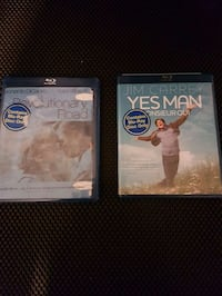 2 Blue Ray movies London, N5Z 4R9