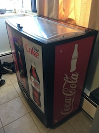 Coke cooler not a fridge only cooler Calgary, T2G 4W4