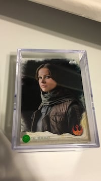 Star Wars Trading Cards - Complete Set of 90 Rogue One Series One St Catharines, L2R 2K8
