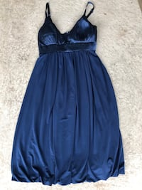 Blue dress size 4 babydoll Montréal, H8Y 1Y6