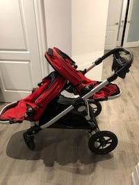City Select Double Stroller -New Lower Price Toronto, M4N 1W9