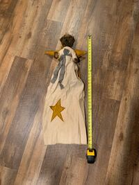 Primitive Angel Wall Decor