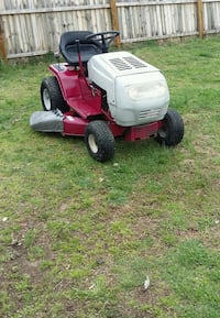 MTD Riding lawn mower tractor