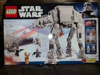 2010 LEGO 8129 Star Wars AT-AT Walker Limited Edition Rare Brossard