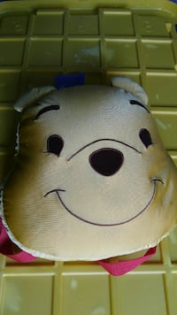 Winnie The Pooh themed backpack