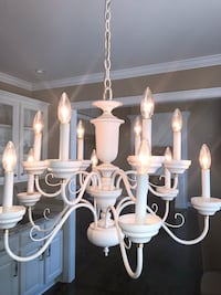 Used 12 Candle Chandelier McDonough, 30253