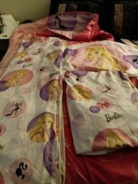 Barbie comforter set for twin bed Indianapolis, 46268