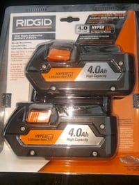 black and orange Ridgid power tool Bakersfield