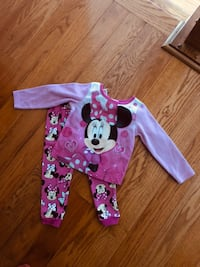 Toddlers PJ's by DISNEY Size 3T Gainesville, 20155