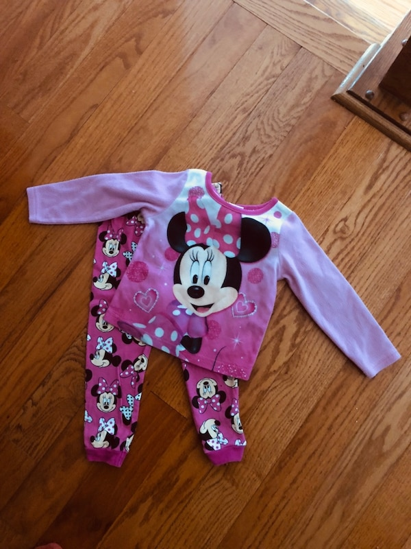 Toddlers PJ's by DISNEY Size 3T