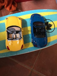 yellow and blue plastic toy car Falls Church, 22042