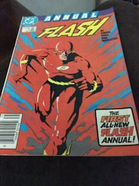 DC ANNUAL FLASH #1 Rockville