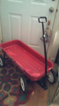 Special edition radio flyer wagon Woodlawn, 21244