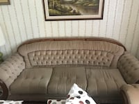 Sofa couch and love seat free Kitchener, N2E