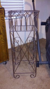 Metal Decorative Plant Stand San Tan Valley