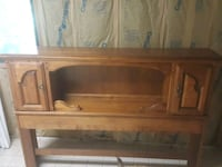 Wooden cabinet with 2 drawers Elmira, 97437