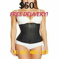 Waist trainers, Faja. waist cincher, body shaper,  Beverly Hills, 90210