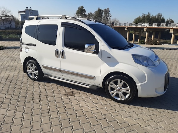 2013 Fiat Fiorino Panorama PANORAMA 1.3 MULTIJET 75 HP EMOTION EU5 5