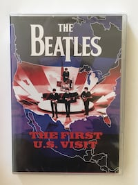 Brand new The Beatles First US Visit DVD Toronto, M2M 2A3
