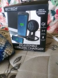Brand New Adjustable Wireless Charger