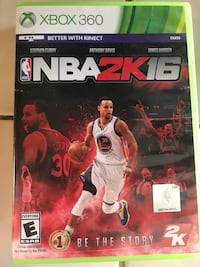 Nba 2k16 Xbox 360 Winton, 95388