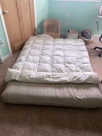 Futon mattress, Queen size