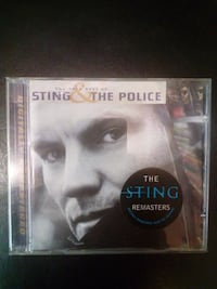 Sting & the police best of cd albüm Caferağa Mahallesi, 34710