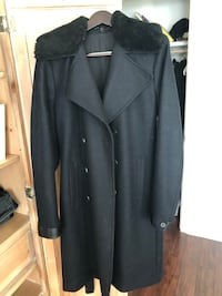 All saints 3/4 length size 42 Jacket