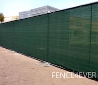 Fence screen cover privacy 6x50 ft  Las Vegas, 89108