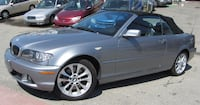 2004 BMW 330 CI CABRIOLET New Westminster