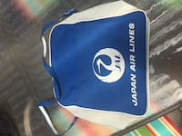 Vintage Japan air lines messenger bag  Fountain Valley, 92708
